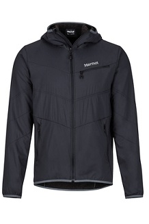 Men's Alpha 60 Jacket, Black, medium