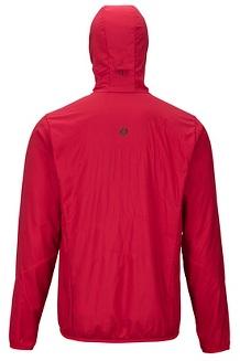 Men's Alpha 60 Jacket, Team Red, medium