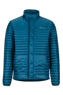 Men's Hyperlight Down Jacket, Denim, medium