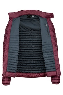 Men's Hyperlight Down Jacket, Fig, medium