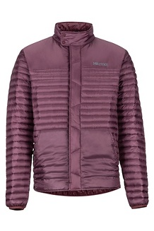 Men's Hyperlight Down Jacket, Burgundy, medium