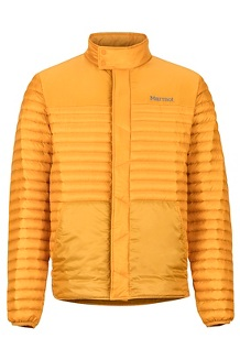 Men's Hyperlight Down Jacket, Aztec Gold, medium