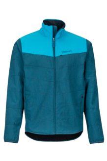 Macchia Jacket, Denim/Turkish Tile, medium