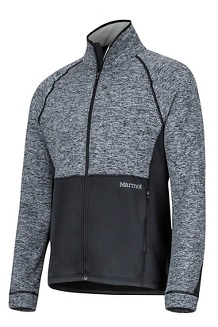 Men's Mescalito Fleece Jacket, Black, medium