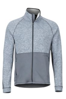 Mescalito Fleece Jacket, Steel Onyx, medium