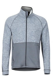 Men's Mescalito Fleece Jacket, Steel Onyx, medium