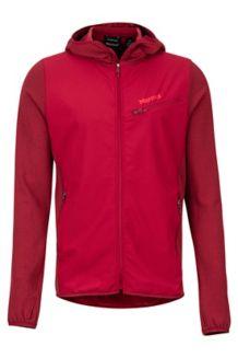 Preon Hybrid Jacket, Brick, medium