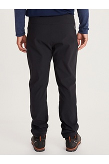 Men's Portal Pants, Black, medium