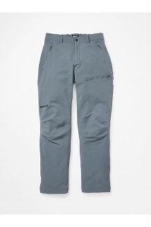 Men's Scree Pants - Short, Steel Onyx, medium