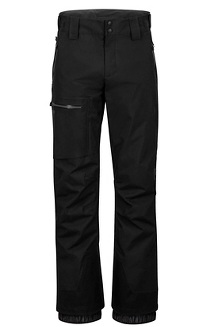 Men's Refuge Pants, Black, medium