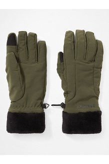 Women's Fuzzy Wuzzy Gloves, Nori, medium