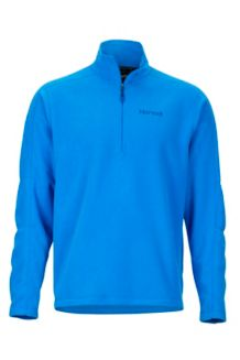 Rocklin 1/2 Zip, Clear Blue, medium