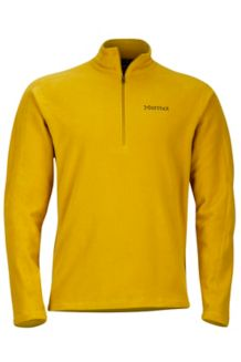Rocklin 1/2 Zip, Golden Palm, medium