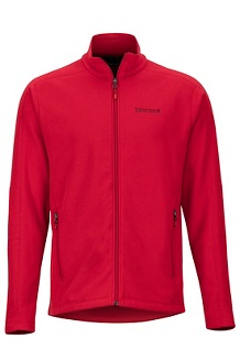Men's Rocklin Jacket, Team Red, medium