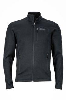 Drop Line Jacket, Black, medium
