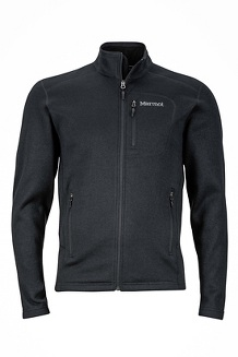 Drop Line Jacket, Black, medium