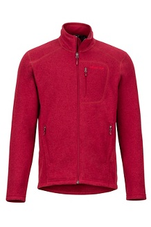Men's Drop Line Jacket, Brick, medium