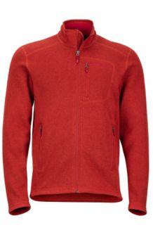 Drop Line Jacket, Auburn, medium