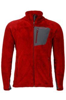 Thermo Flare Jacket, Brick, medium