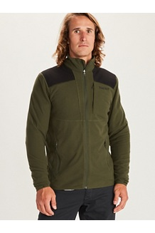 Men's Reactor Jacket, Nori/Black, medium