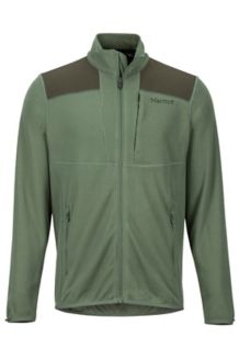 Reactor Jacket, Crocodile/Rosin Green, medium