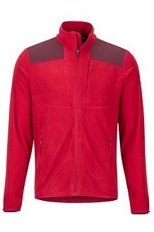 Reactor Jacket, Sienna Red/Burgundy, medium