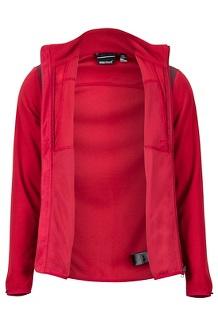Men's Reactor Jacket, Sienna Red/Burgundy, medium