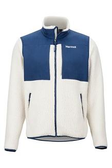 Men's Wiley Jacket, Gray Moon/Arctic Navy, medium