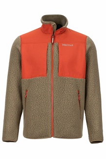 Men's Wiley Jacket, Cavern/Dark Rust, medium