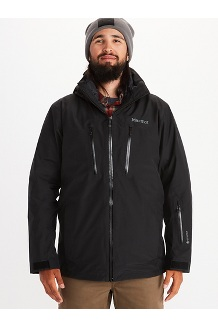 Men's KT Component 3-in-1 Jacket, Black, medium