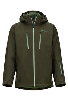 Men's KT Component 3-in-1 Jacket, Rosin Green, medium