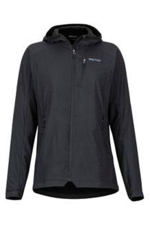 Women's Alpha 60 Jacket, Black, medium
