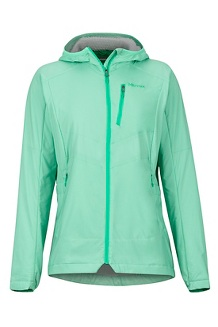 Women's Alpha 60 Jacket, Double Mint, medium