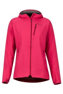 Women's Alpha 60 Jacket, Disco Pink, medium