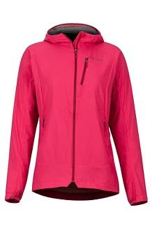 Women's Alpha 60 Jacket, Disco Pink, medium