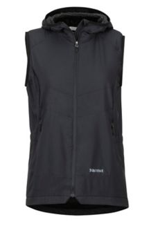 Women's Alpha 60 Vest, Black, medium