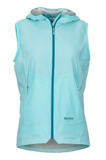 Women's Alpha 60 Vest, Skyrise, medium