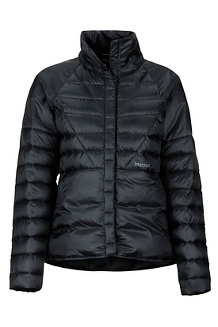 Women's Hyperlight Down Jacket, Black, medium