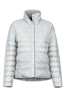 Women's Hyperlight Down Jacket, Bright Steel, medium