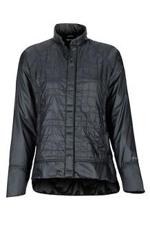 Women's Macchia Jacket, Black, medium
