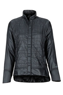 Women's Macchia Jacket, Black, medium