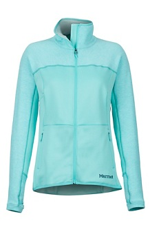 Women's Mescalito Fleece Jacket, Skyrise, medium