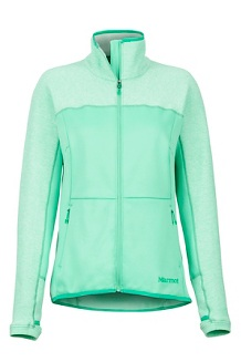Women's Mescalito Fleece Jacket, Double Mint, medium