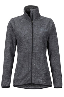 Women's Pisgah Fleece Jacket, Dark Steel, medium