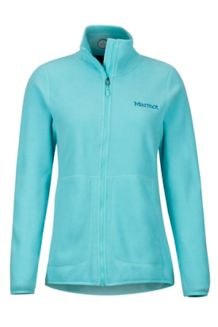 Women's Pisgah Fleece Jacket, Skyrise, medium