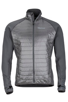 Men's Variant Jacket, Slate Grey/Cinder, medium