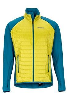 Variant Jacket, Moroccan Blue/Citronelle, medium