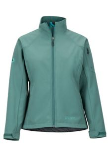 Women's Gravity Jacket, Mallard Green, medium