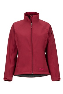 Women's Gravity Jacket, Claret, medium