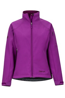 Women's Gravity Jacket, Grape, medium